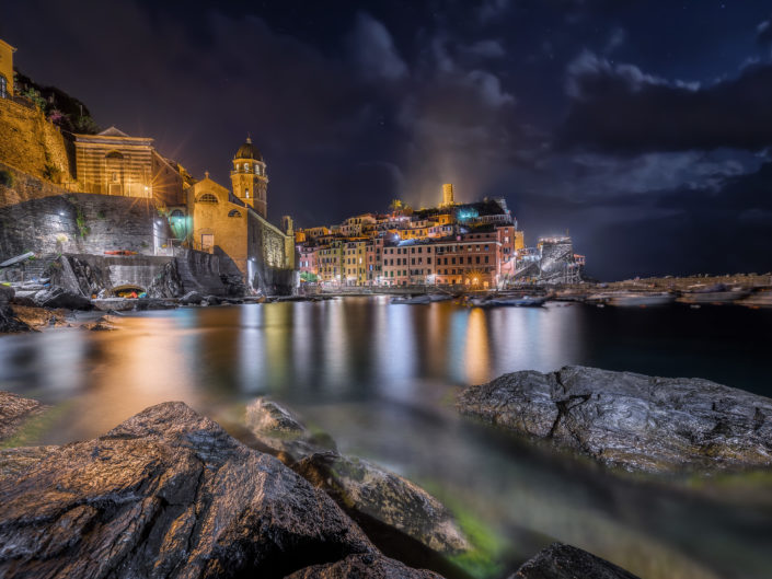 The Nights in Vernazza