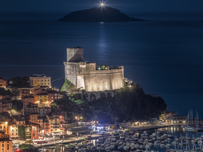 Night on Lerici