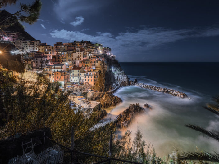 Dreaming of Manarola