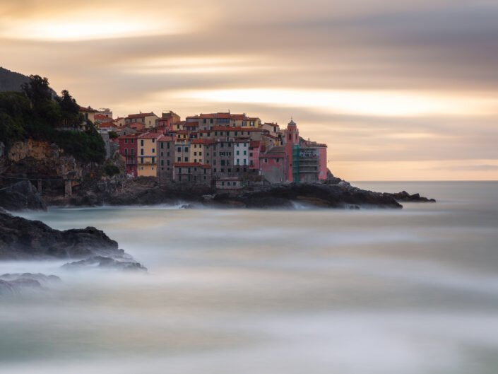 Dream Sunrise on Tellaro